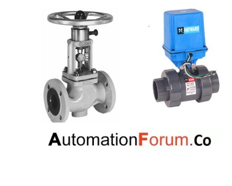 How to select a control valve Actuator ?