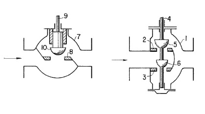 Difference between single seated & double seated control valves