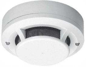 Smoke detector – Types of detectors