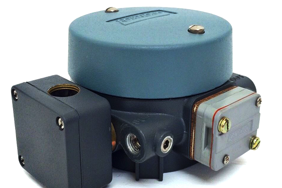 Electropneumatic converter – Construction, Working