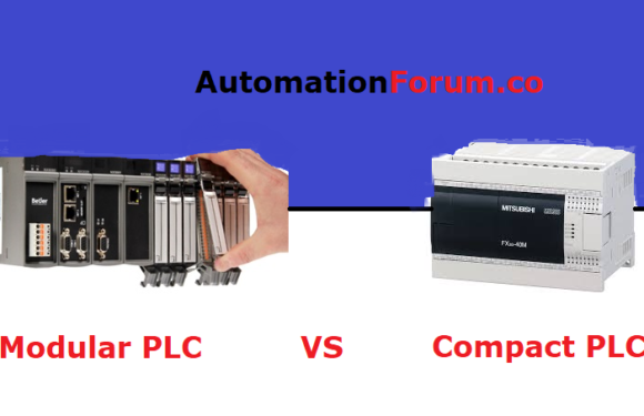 Difference between Modular PLC & Compact PLC: