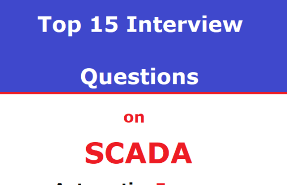 Top 15 SCADA interview Questions