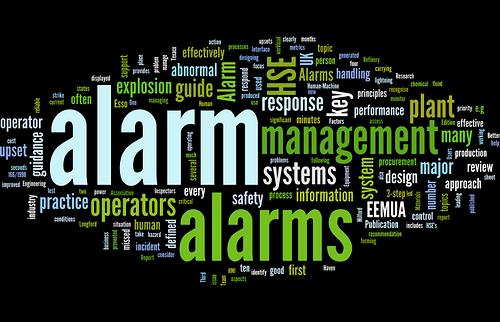 What is Alarm management?