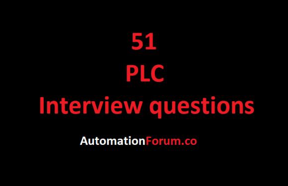 51 PLC interview questions
